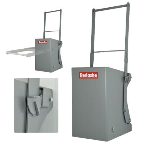Redashe ECP10-UK manual can crusher