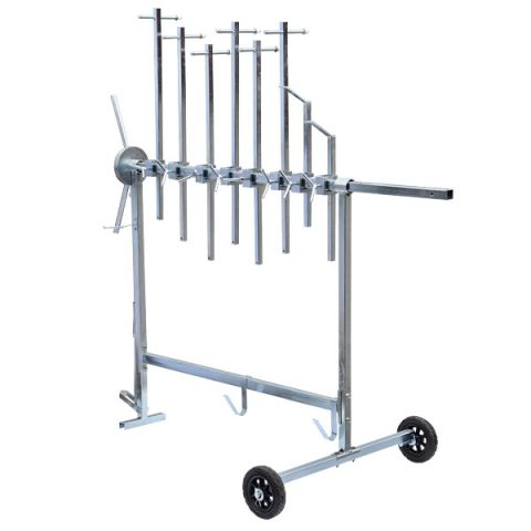 Redashe EST2 bodyshop spray stands