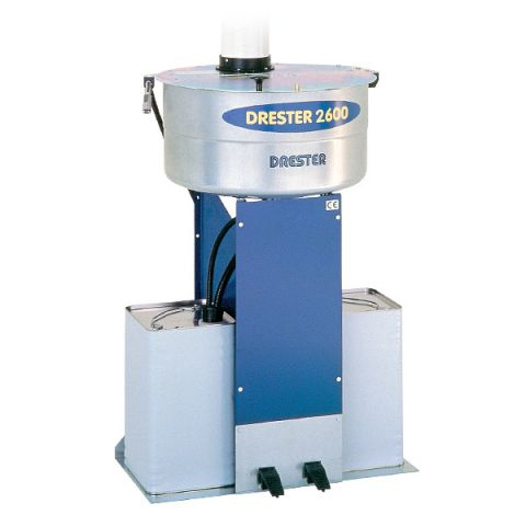 Drester R2600 spray gun cleaner