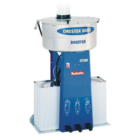 Drester R8000 spray gun cleaner