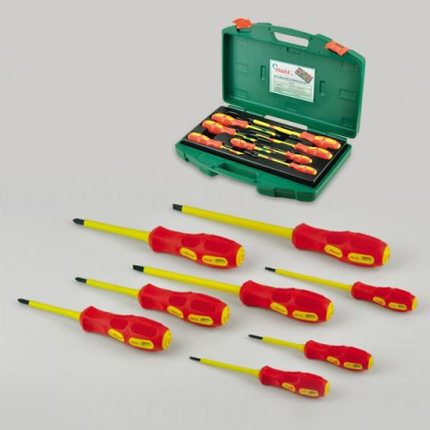 Hans RATTK-41 8pc insulated screwdriver set