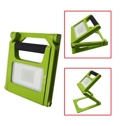 Redashe JBSFFLG10 rechargeable foldable flood light