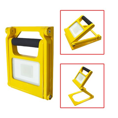 Redashe JBSFFLY10 rechargeable foldable flood light