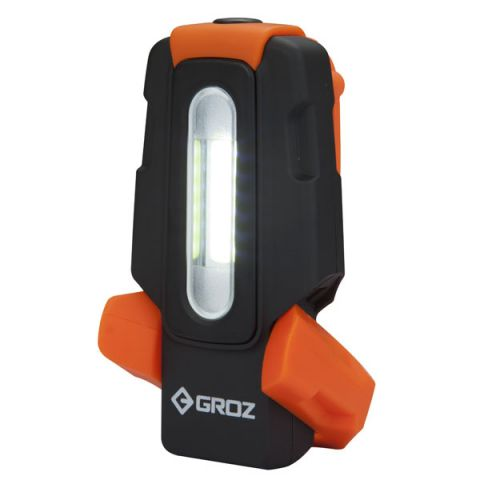 Groz JLED-150 palm held 2W COB work light