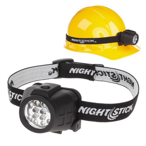 Nightstick JNSP-4602B dual-light headlamp