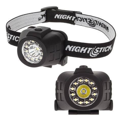 Nightstick JNSP-4604B dual-light headlamp