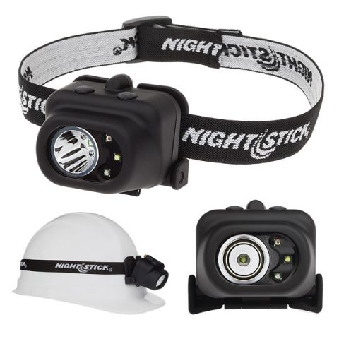 Nightstick JNSP-4610B multi-functional headlamp
