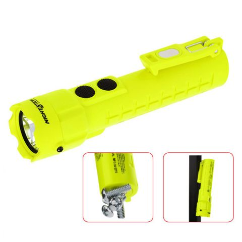 Nightstick JXPP-5422GM intrinsically safe dual flashlight
