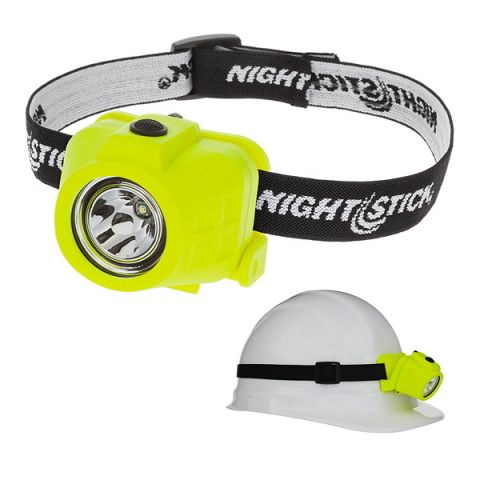 Nightstick JXPP-5452G intrinsically safe dual headlamp