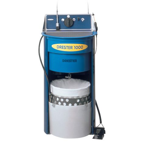 Drester R1000 spray gun cleaner