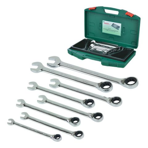 Hans RATTK-34 8pc gear ring wrench set