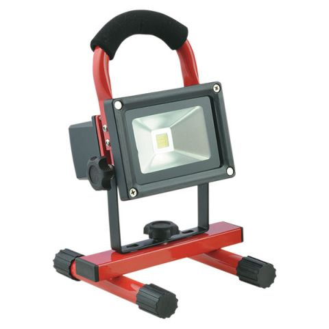 Redashe JBRFL10 rechargeable flood light