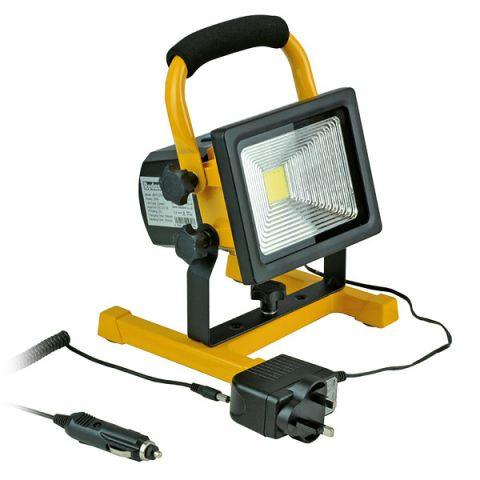 Redashe JBYFL20TE rechargeable flood light 20w