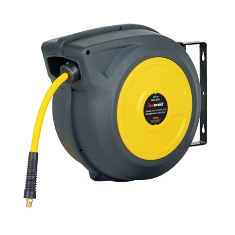 Reelworks C2783 high visibility safety reel