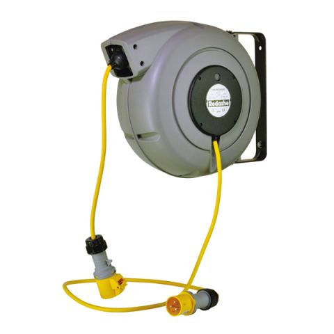 Redashe YZ7325 spring rewind cable reel