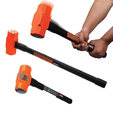 Groz ZSHID1430CU copper head sledge hammer