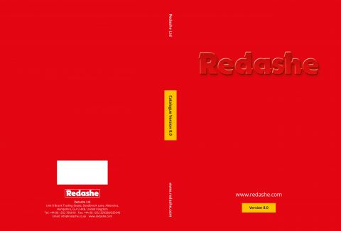 The New Version 8 Redashe Catalogue Is Now Available (September 2019)