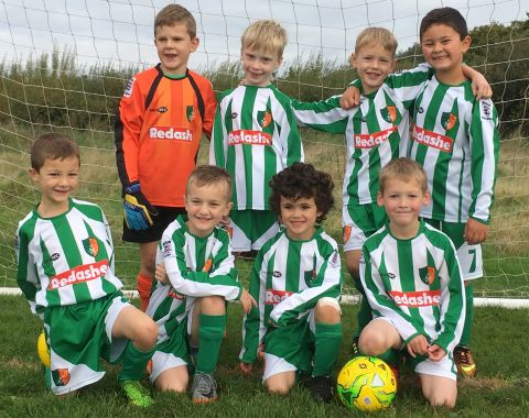 Redashe Sponsors Youth Team