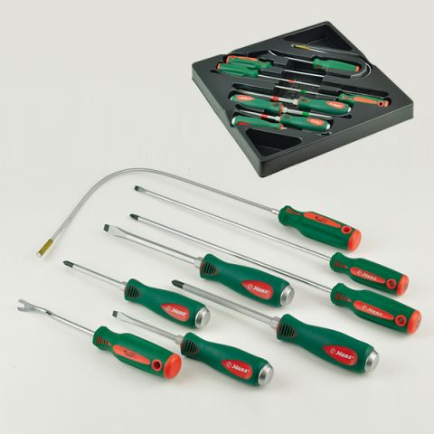 Hans RATT-28U 8pc car repair screwdrivers kit