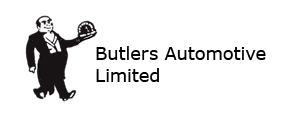 Butlers Automotive Logo