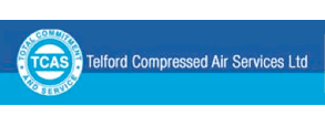 Telford Compressed Air Logo