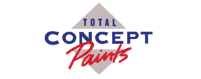 Total Concept Paints Logo