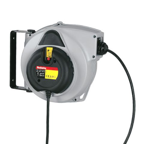 Redashe RC100 spring rewind cable reel