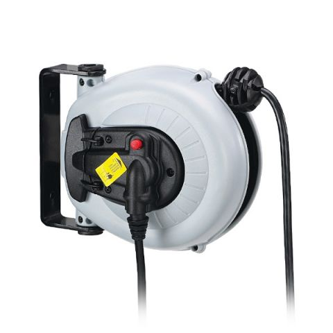 Redashe RC25 spring rewind cable reel