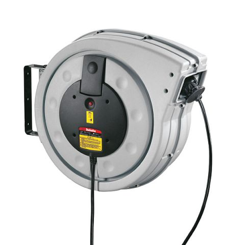 Redashe RC2500 spring rewind cable reel