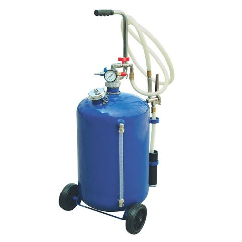 Lubeworks JPOD030 mobile pneumatic oil dispenser
